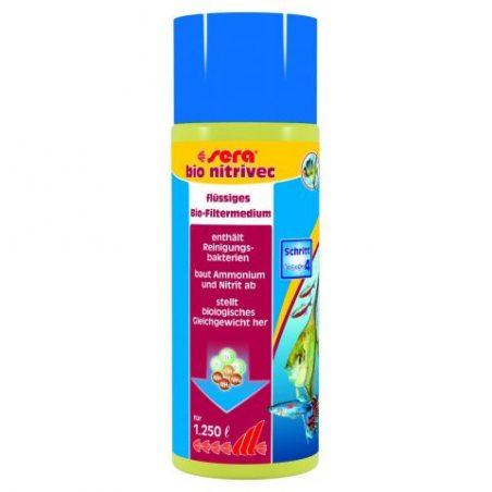 Sera Traitement de l'Eau pour Aquariophilie Bio Nitrivec 500 ml