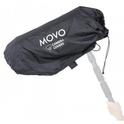 Protection contre la pluie en nylon Movo CRC31 pour Canon EOS, Nikon, Sony, Olympus, Pentax et Panasonic DSLR
