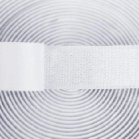 Faburo [8M] Bande Agrippantes Adhésives,Rubans Adhésifs Bande Ruban Scratch Hook Loop Autoadhésif pour cadres photos Installa