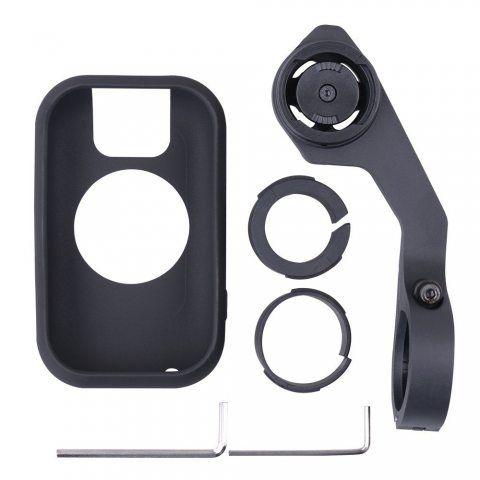 XCSOURCE Etui de Protection Housse en Silicone de Vélo + support de GPS Polar pour Vélo V650 OS868