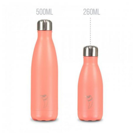 Chillys chilly065–Pots pour nourriture, unisexe- coral -500ml