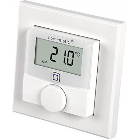 eQ-3 Homematic IP Wandthermostat *Pairing*