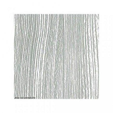Rouleau de revêtement adhésif décoratif BOIS GRIS CERUSE 0.45X2 m