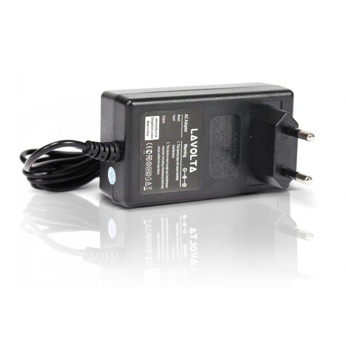 12V Lavolta® Chargeur Alimentation pour Yamaha PSR-100 PSR-11 PSR-110 PSR-12 PSR-125 PSR-130 PSR-140 PSR-15 PSR-150 PSR-16 PS