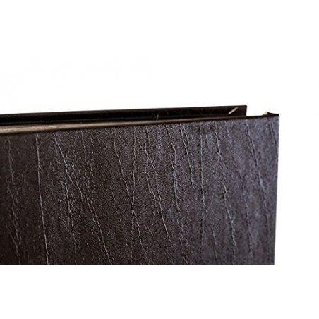 Ceanothe 721686 Aquarelle Album Photo avec Pochettes 100 Vues Noir 11,5 x 15 cm
