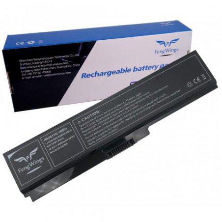 FengWings PA3817U-1BRS PA3817U-1BAS PA3818U PA3819U-1BRS Batterie pour Toshiba Satellite A660 C600D C645D C650 C655 C660 L600