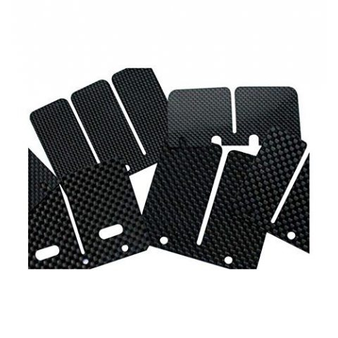 Clapets carbone tecnium kawasaki kx125 - Tecnium 360715