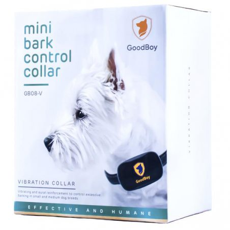 GOODBOY -mini collier anti-aboiement