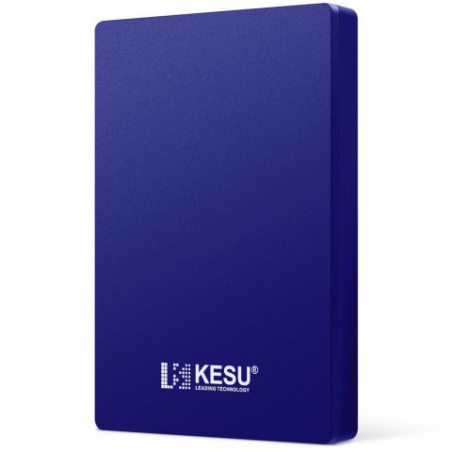 "KESU Disque Dur Externe Portable 2.5"" 250Go USB3.0 SATA, Stockage HDD pour PC, Mac, MacBook, Chromebook, Xbox One, Xbox 360,"