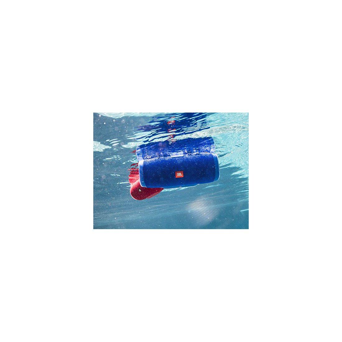 JBL Charge 3 Enceinte Bluetooth Portable Étanche - Bleu