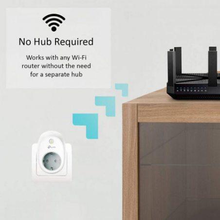 TP-Link HS100(EU) Prise connectée Wi-Fi