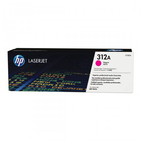 HP 312A Toner Magenta authentique (CF383A)