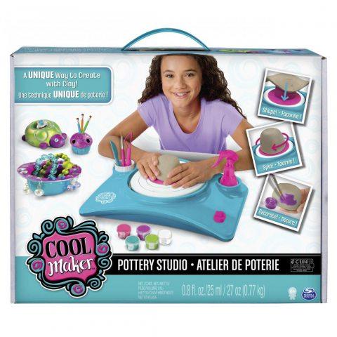 Cool Maker - 6027865 - Loisirs Créatifs - Atelier de Poterie - Pottery Studio