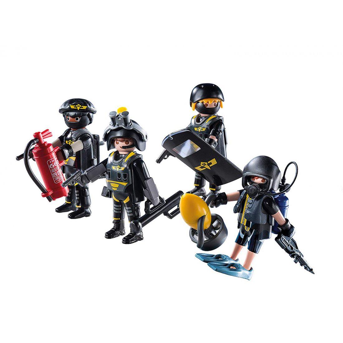 Playmobil Policiers d'élite, 9365