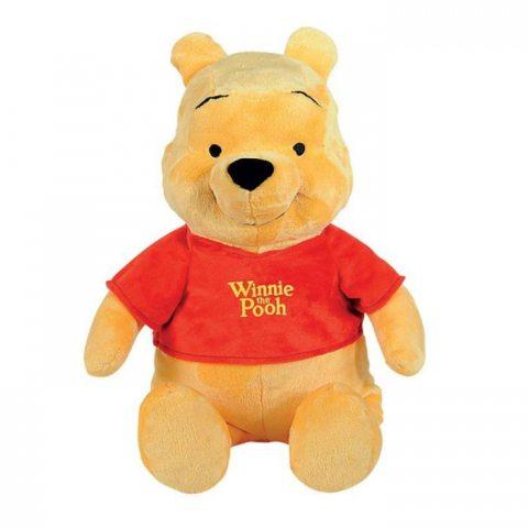Peluche Winnie l'ourson 43 cm