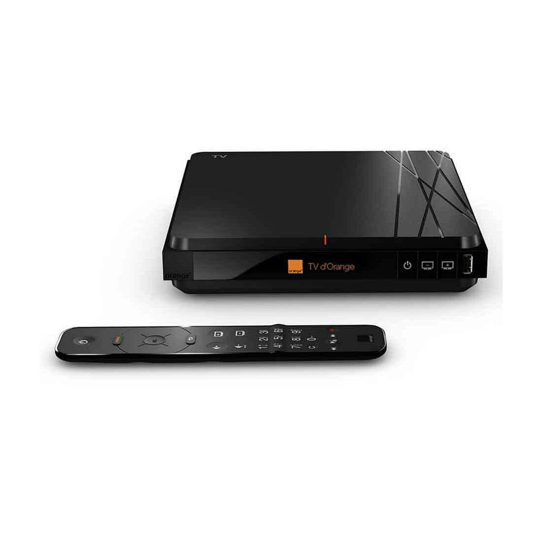 Détails sur  Télécommande Officielle Pour Décodeur Orange TV 4