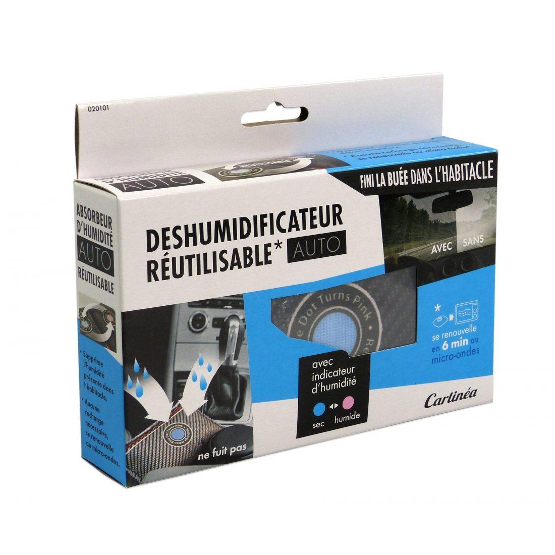 Carlinea 020101 Déshumidificateur Réutilisable