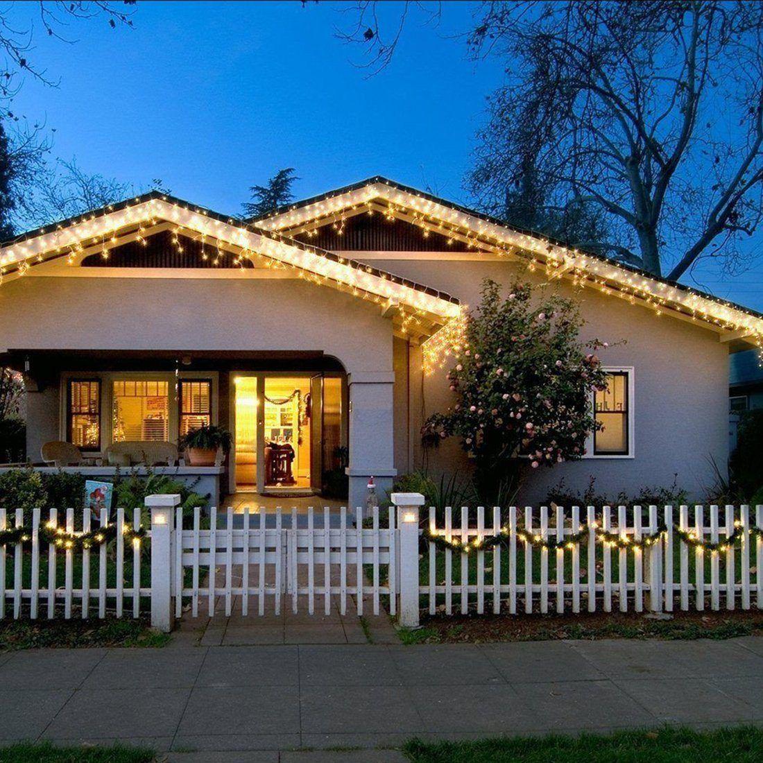 rophie guirlande lumineuse solaire 22m 200 guirlande. Black Bedroom Furniture Sets. Home Design Ideas