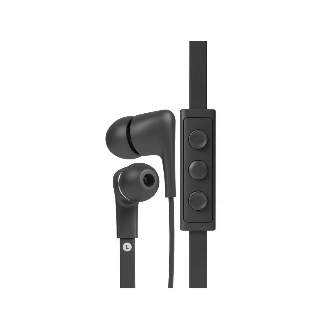 JAYS a-JAYS T00097 Five Ecouteurs pour Smartphone Windows Noir
