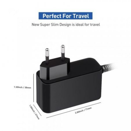 KFD 17V -20V Alimentation Chargeur Secteur pour Bose Soundlink I, II, III, 1, 2, 3 Portable Sound Link Wireless Mobile Speake