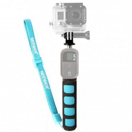 Neewer Perche Selfie Monopode Wifi Télescopique sans Fil pour GoPro Hero 1 2 3 4 3+ SJ4000 SJ5000 SJ6000 Appareil Photo Sport
