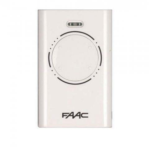 Télécommande Faac XT4 868SLHLR fréquence 868 Mhz 4 canaux