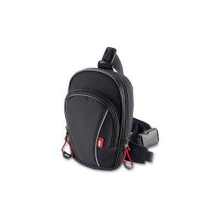 Easy-BAG - Sacoche de jambe, Polyester noir