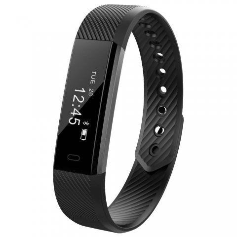 Smart Fitness Tracker d'activité, 11TT YG3 Sport Bracelet podomètre écran tactile Smart Bande avec Step tracker/compteur de c