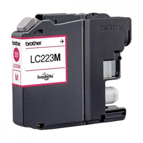 Brother LC-223M Cartouche Magenta 550 Pages