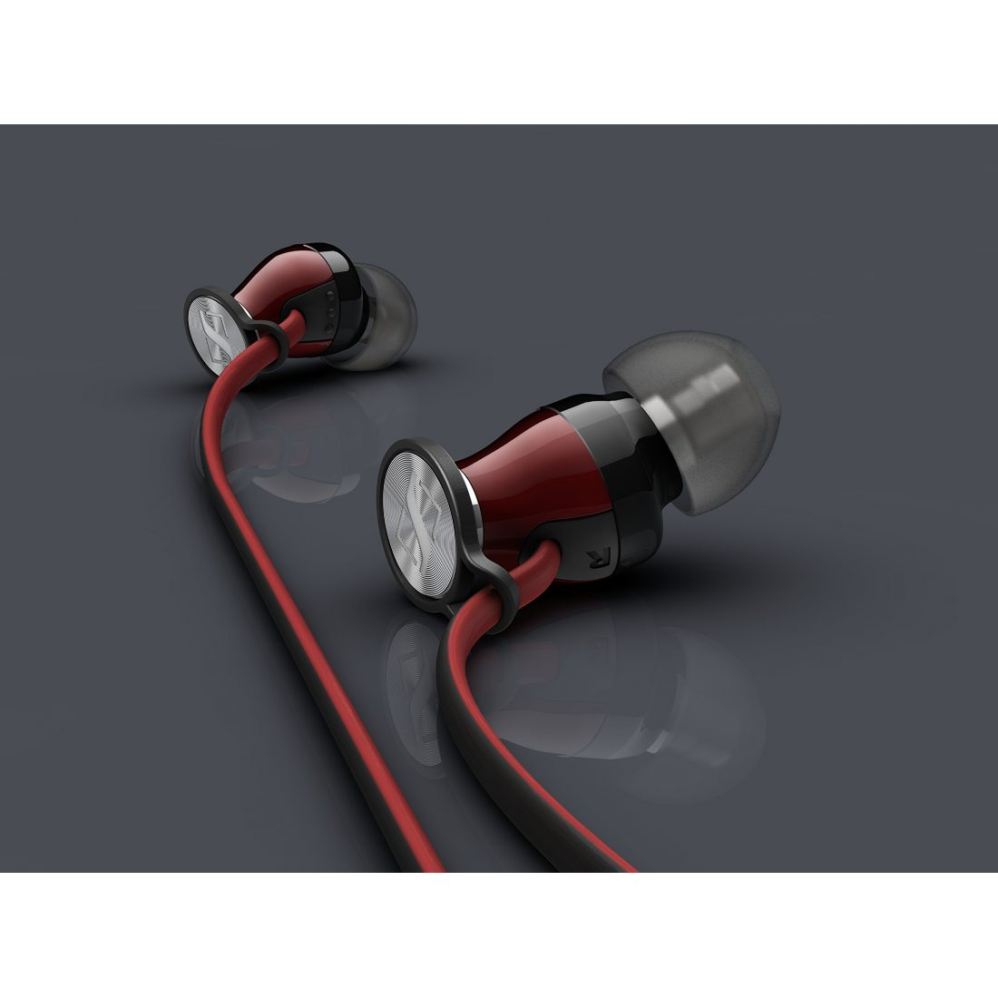 Sennheiser Momentum in-ear i Black  - Ecouteurs intra-auriculaires pour Apple iPhone