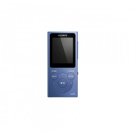 Sony NWE393L.CEW Lecteur MP3 Portable Bleu