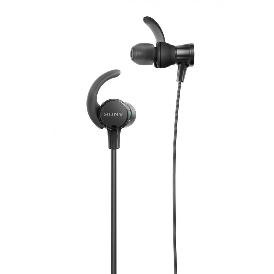 Sony MDR-XB510AS Casque sport avec EXTRABASS Noir