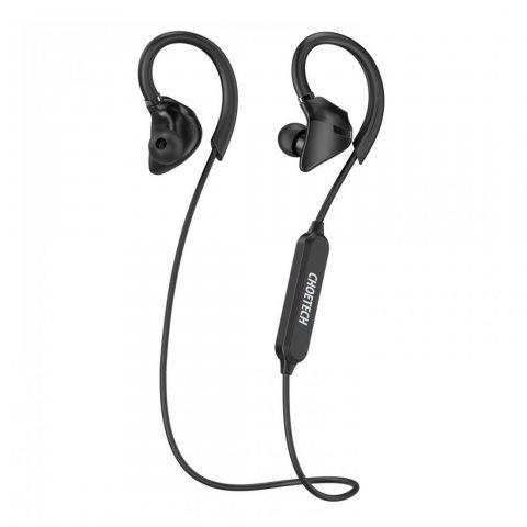 Bluetooth écouteur, CHOETECH Casque Sans fil V4.1 Sportif Stéréo Anti -sueur et étanche Avec Microphone Pour Iphone 7/7plus/G