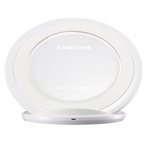 Samsung Chargeur à Induction STAND (Charge Rapide) Blanc