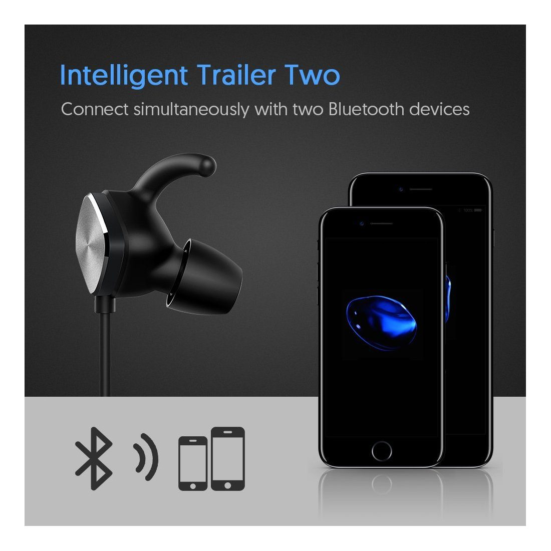couteurs bluetooth sans fil techvilla casque bluetooth v4. Black Bedroom Furniture Sets. Home Design Ideas