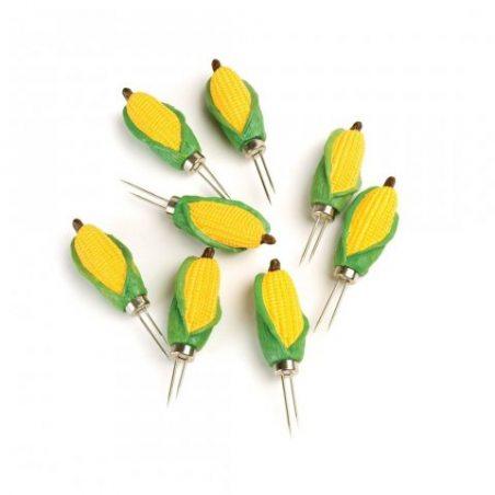 Charcoal Companion Pics à maïs classiques Multicolore 2,03 x 15,39 x 35,2 cm CC5038