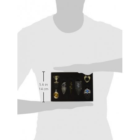 Harry Potter Marque-pages The Horcrux Collection Noble collection