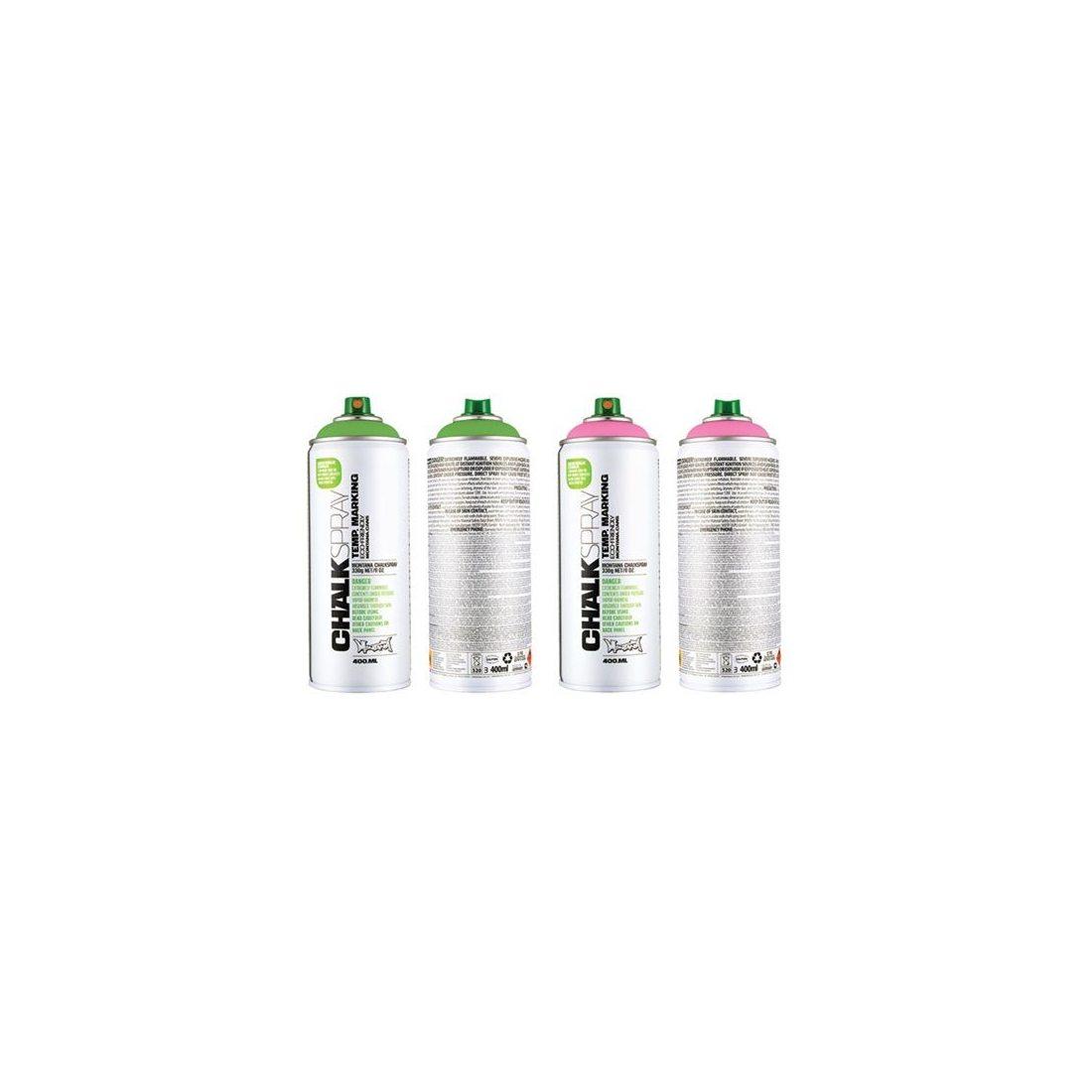 Montana Chalk Spray 400 ml spray craie