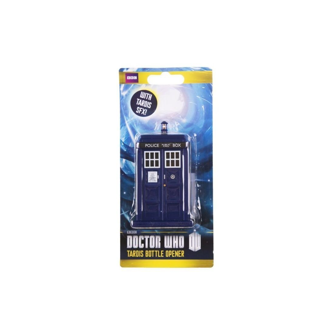 Doctor who tardis ouvre-bouteille avec sound fx