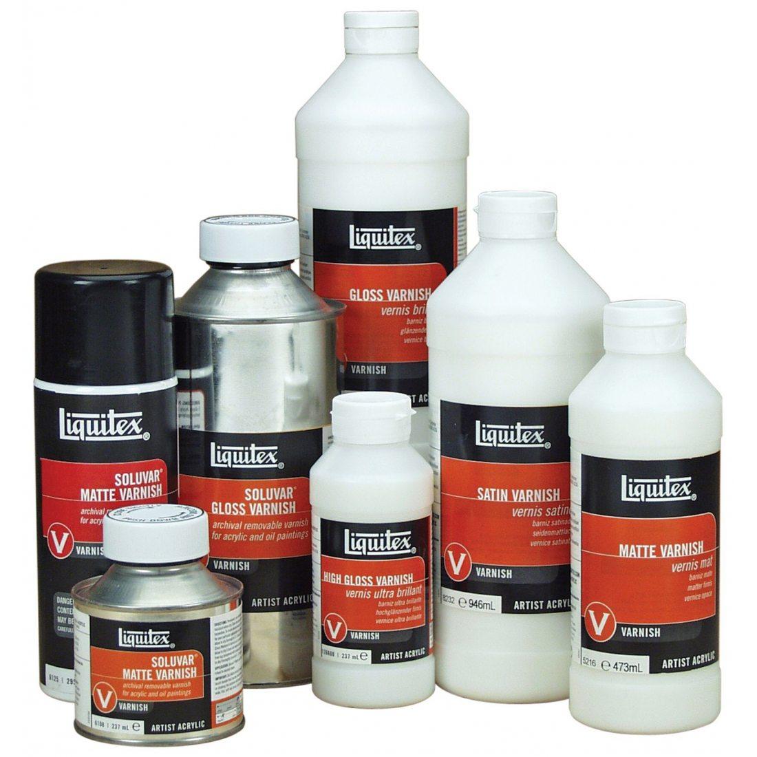 Liquitex Additif Vernis Ultra Brillant 237 ml