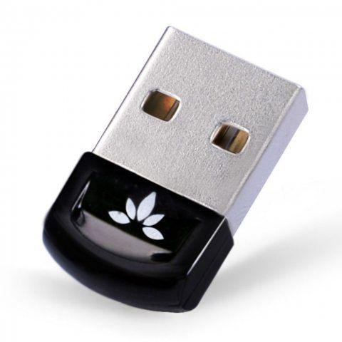 [2 ans de Garantie] Avantree USB Bluetooth 4.0 Adaptateur Dongle pour PC Windows 10, 8, 7, XP, Vista, Plug & Play ou Pilote I