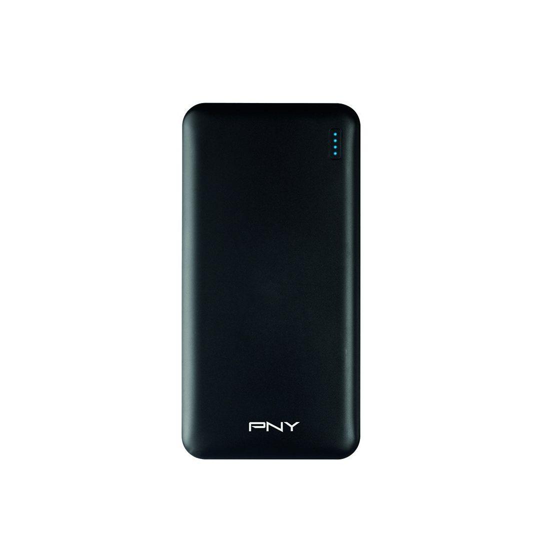 PNY P-B20000-14SLMK01-RB Batterie de secours pour Smartphone 20000 mAh Noir