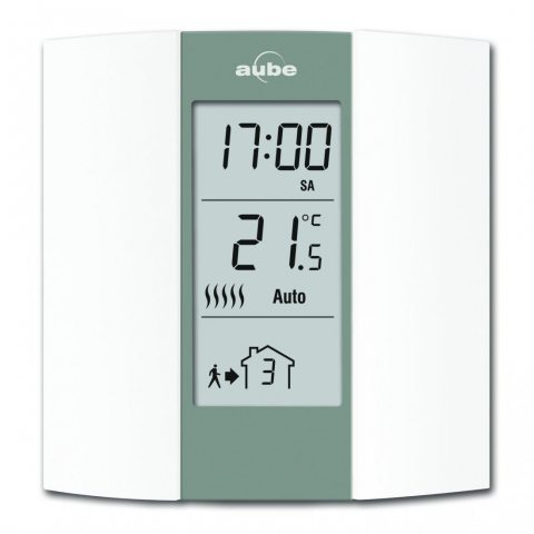 Honeywell TH136/U Thermostat programmable pour chaudière électrique/gaz/mazout