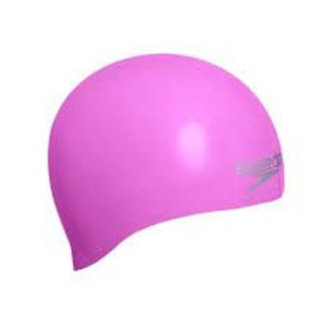 Speedo Plain Mouled Silicone Cap Bonnet de natation