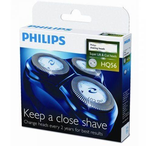 Philips - HQ56/50 - Têtes de Rasoirs - Super Reflex