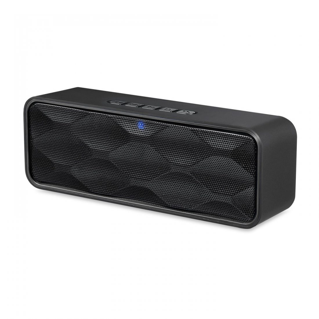 Enceinte Bluetooth Portable, ZoeeTree S1 Haut-Parleur Sans Fil, Bluetooth 4.2, Subwoofer, Son HD Stéréo, Mains Libres Télépho