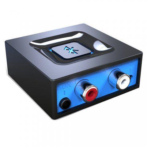 Adapteur Audio Bluetooth pour la Diffusion de Musique vers la Système Audio, Esinkin Adapteur Audio Sans-fil Fonctionne avec