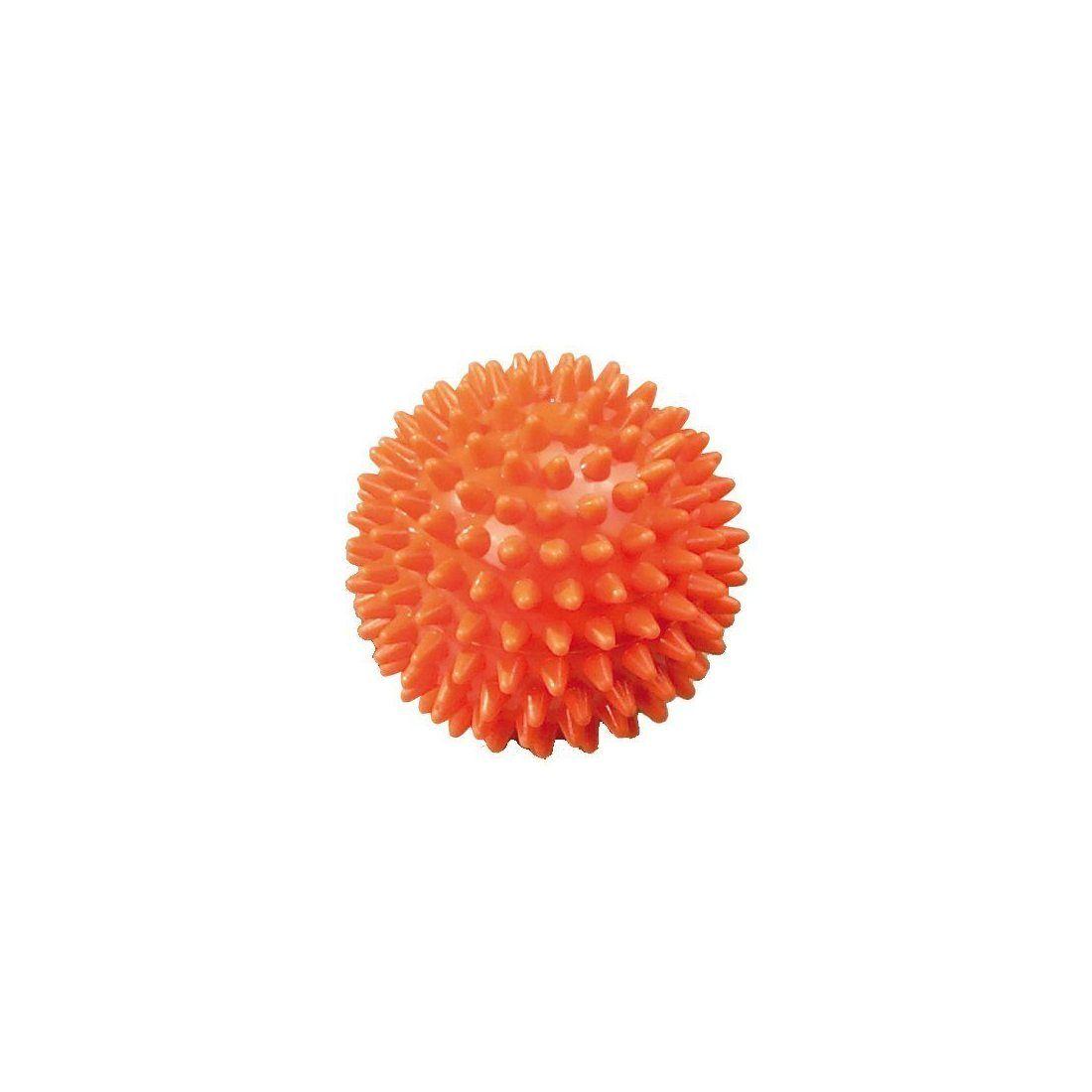 Sveltus Balle à picots 8cm medium orange
