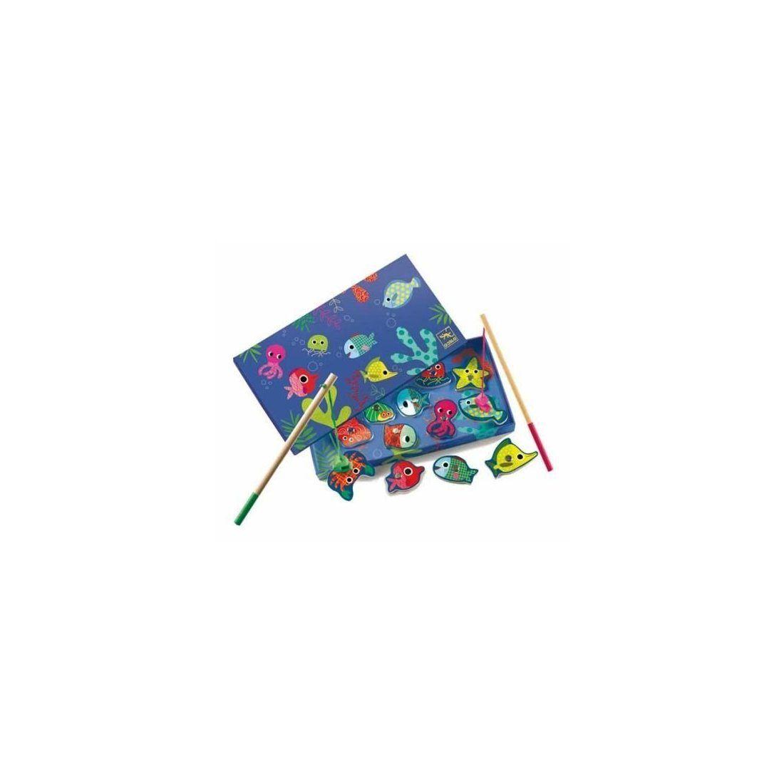 Djeco - Pêche colorée