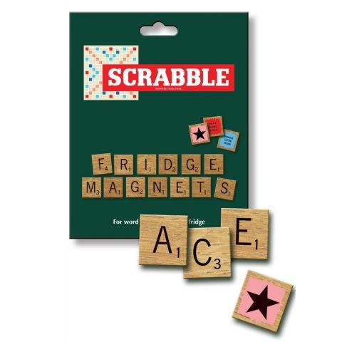 Scrabble Aimants carrés pour frigo